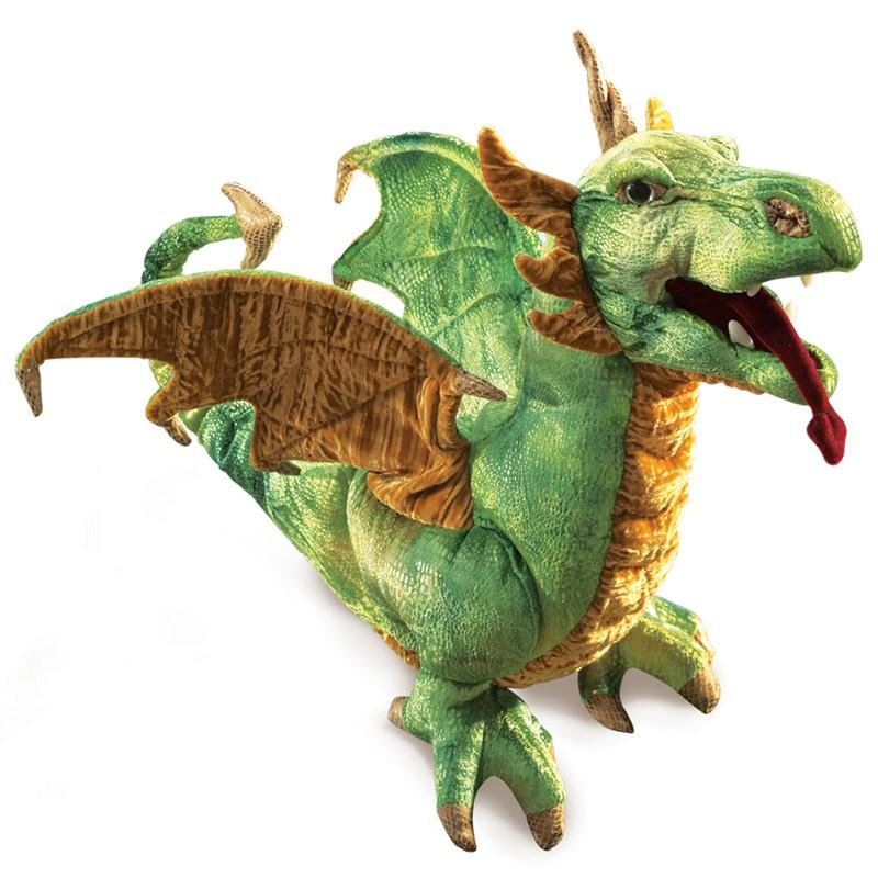Wyvern Dragon Folkmanis