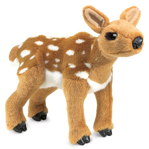 Fawn Hand Puppet  |  Folkmanis
