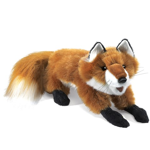 Small Red Fox Hand Puppet  |  Folkmanis