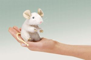 Mini Pet Mouse  |  Folkmanis