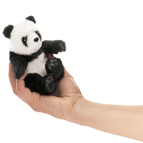 Mini Panda  |  Folkmanis