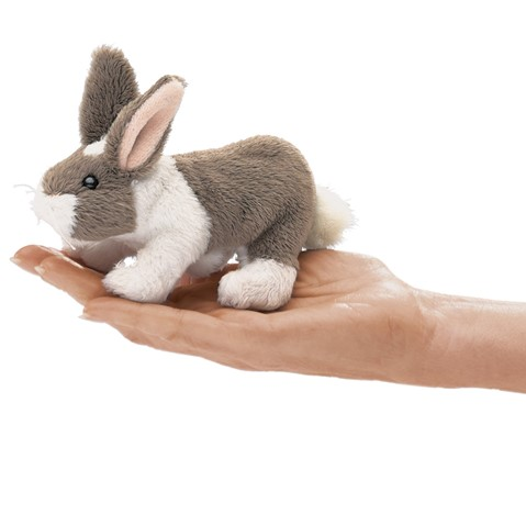 Mini Bunny Rabbit  |  Folkmanis
