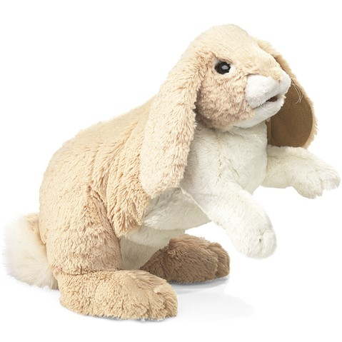 Floppy Bunny Rabbit  |  Folkmanis