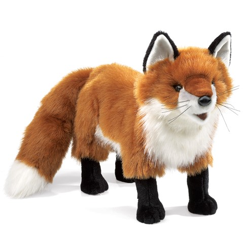 Red Fox  |  Folkmanis