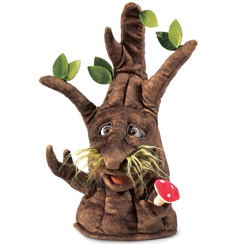 Enchanted Tree Character Puppet  |  Folkmanis