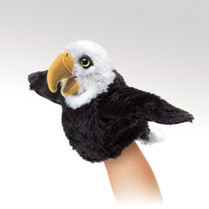 Little Eagle Puppet  |  Folkmanis