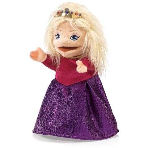 Royal Princess Character Puppet  |  Folkmanis