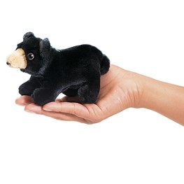 Mini Bear, Black