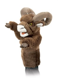 Sheep, Bighorn Stage Puppet