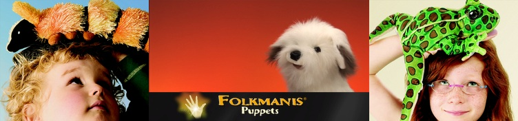 Folkmanis Puppets video