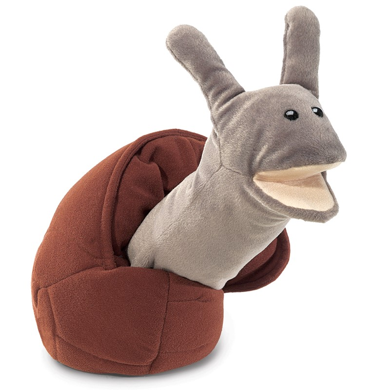 Snail Hand Puppet Folkmanis