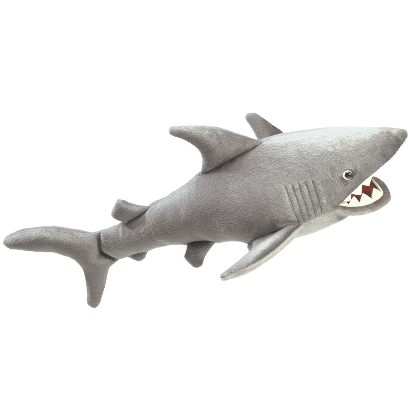 Shark Hand Puppet Folkmanis