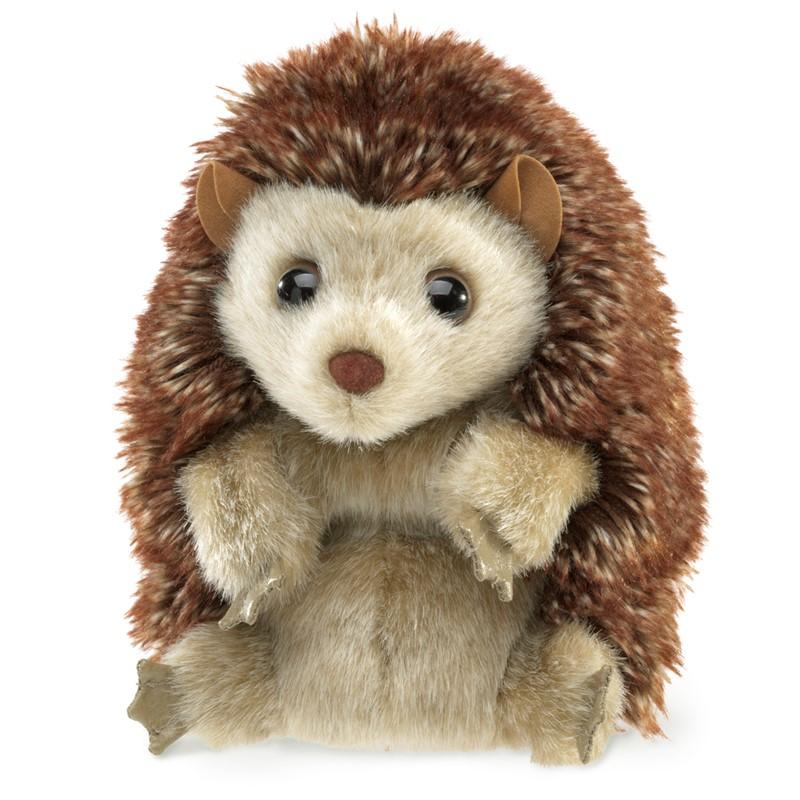 Hedgehog Hand Puppet Folkmanis