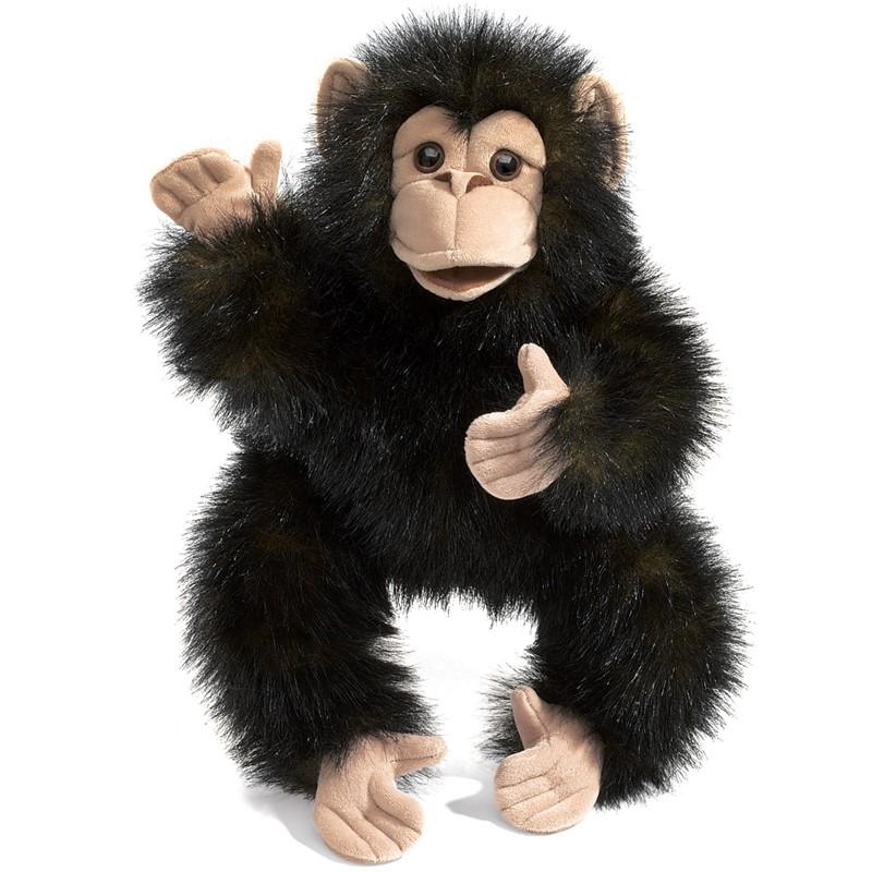 Baby Chimpanzee Folkmanis