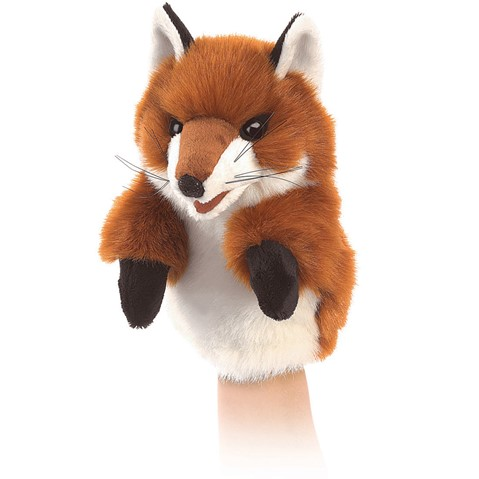 Little Fox Little Puppet  |  Folkmanis