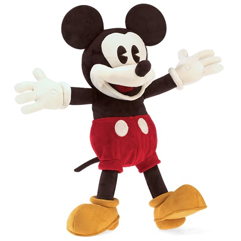 Mickey Mouse Hand Puppet  |  Folkmanis