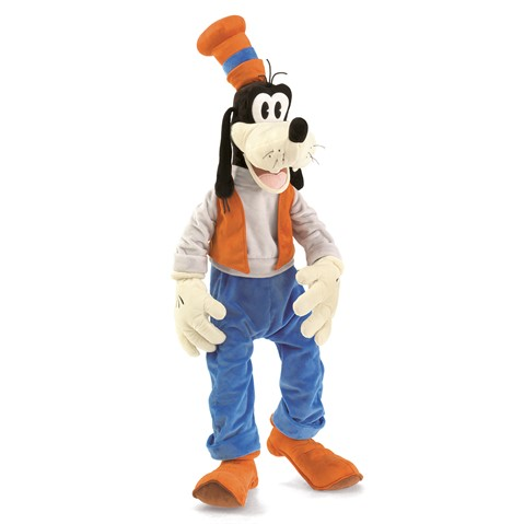 Goofy Disney Character Puppet  |  Folkmanis