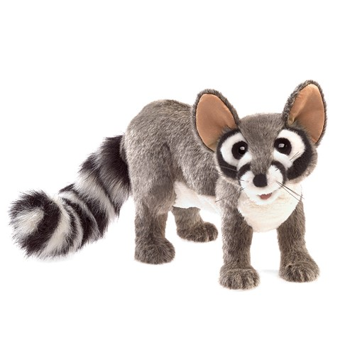 Ringtail Cat Hand Puppet  |  Folkmanis