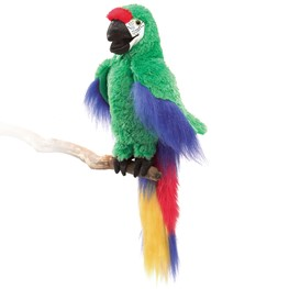 Macaw, Green