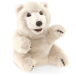 Bear, Sitting Polar