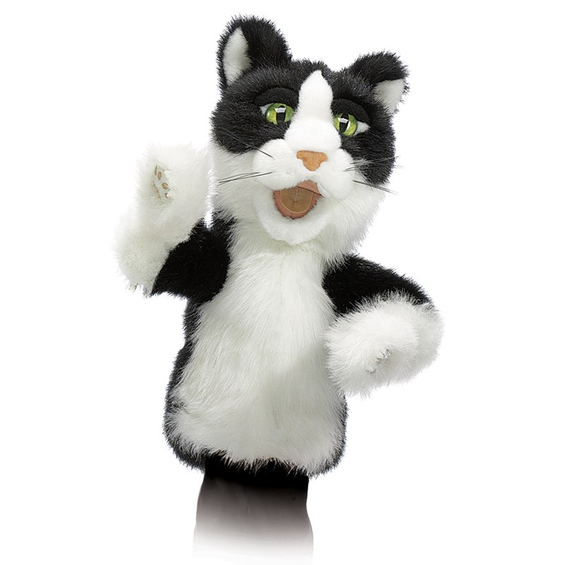 How To Make A Cat Hand Puppet